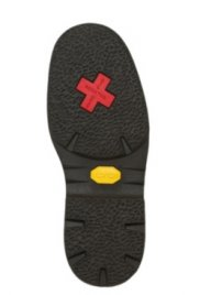 Vibram® Black Alpha Plus®