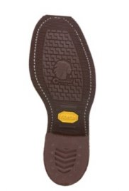 Vibram® Brown Cork Square Toe