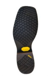 Vibram® Brown Long Haul® Square Toe