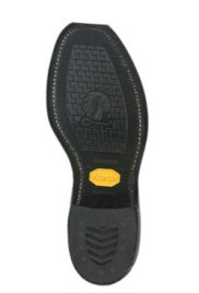 Vibram® Black Cork Square Toe