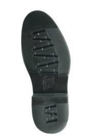 Vibram® Black Stockbridge®