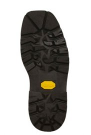 Vibram® Black Cascade® Square Toe
